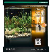 DENNERLE Nano Cube Complete+ Soil 60 Liter Aquariumset