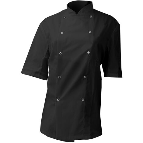 Dennys AFD Mens Chefs Jacket / Chefswear (Pack of 2)