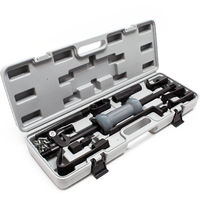 Dent removal repair set with slide hammer 4,5 kg 13-piece in a practical box