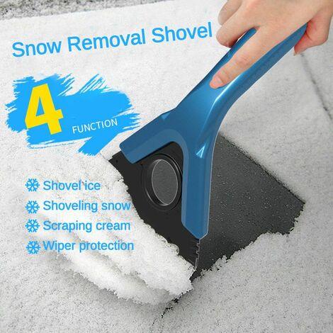 Dépose de grattoir à neige de grattoir à glace de brosse à neige avec la poignée d'ABS EVA