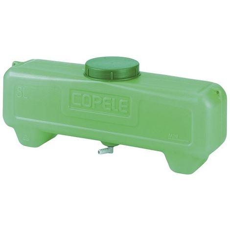 Deposito agua para bebederos c/filtro 7 Lt Copele