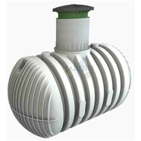 "main image of ""Depósito agua potable 16000 litros polietileno soterrado"""