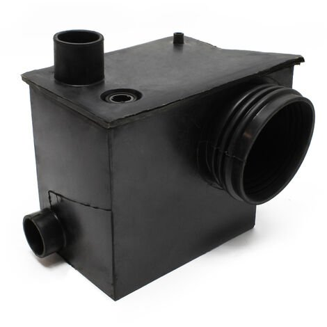 Depósito colector WilTec 3/1 Unidad de elevación WC Unidad de elevación pequeña