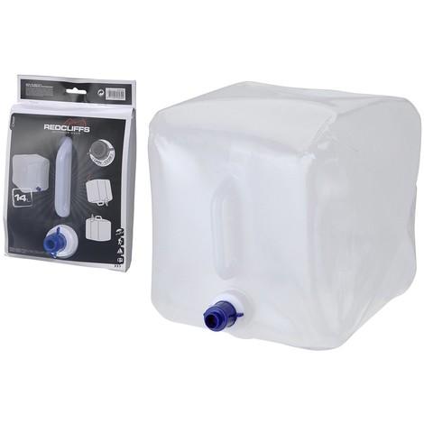 Deposito De Agua De Plastico Para Camping 14 Litros - NEOFERR