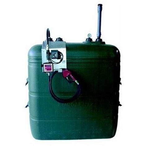 Depósito Gasoil 1500 litros Doble Pared + Kit suministro GNR