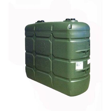 Depósito Gasoil 2000 litros Doble Pared + Kit instalación caldera