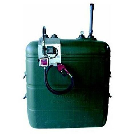 Depósito Gasoil 2000 litros Doble Pared + Kit suministro GNR