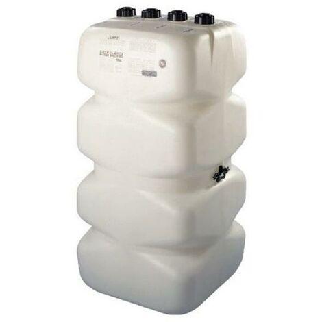 Depósito Gasoil 700 litros Pared Simple (V) + Kit instalación caldera