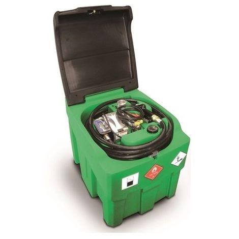 Depósito Gasoil Portátil 220 litros con kit de suministro