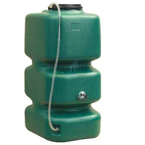 Depósito polietileno para agua de lluvia 500 litros