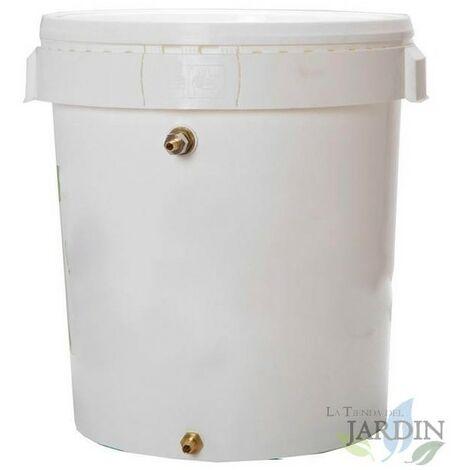 Depósito regulador de agua con capacidad 55 litros