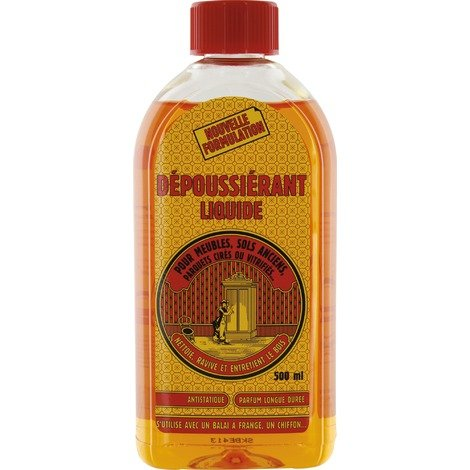 Dépoussiérant liquide Rivain Estalin - Flacon 500 ml