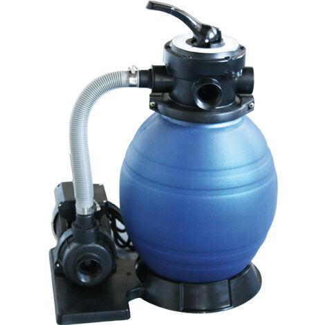 Depuradora piscina 1/3CV filtro 300