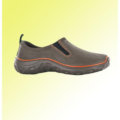 Derby mixte marron - pointure 45 - Marron - chaussures de jardin