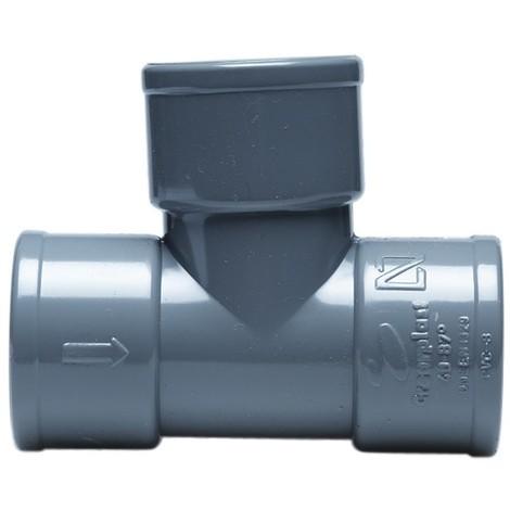 Derivacion Pvc H H 87º Ds-03 - CREARPLAST - 200700 - 32 MM