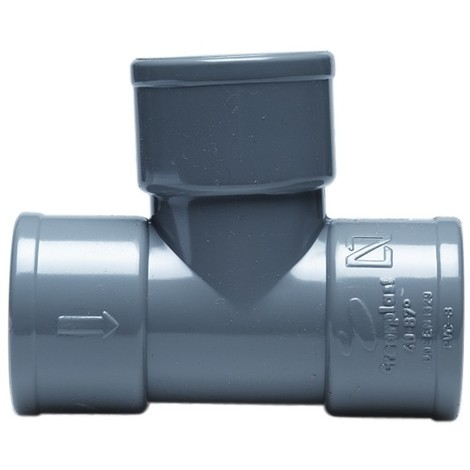 Derivacion Pvc H H 87º Ds-06 - CREARPLAST - 200701 - 40 MM