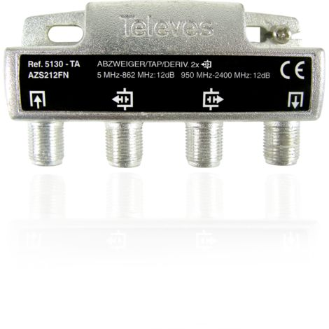 DERIVADOR 2D F TIP.TA TELEVES 5130