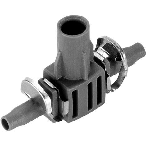 Derivation en t micro-asperseurs diam 4,6mm blister 5 pces connex«quick & easy»