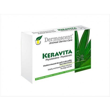 Dermoscent Keravita pour chiens et chats