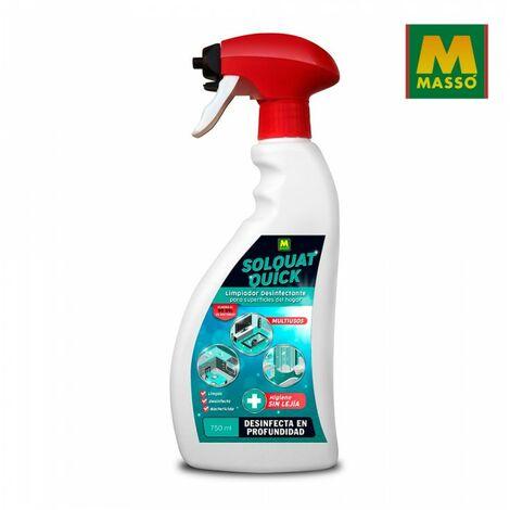 *dernières unités* désinfectant de surface masso 750ml