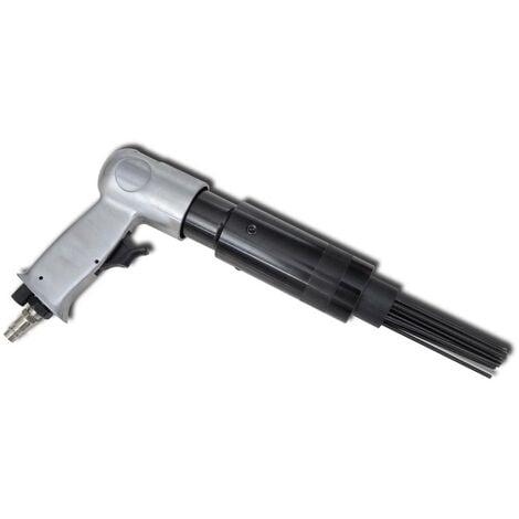 Derouilleur décapeur pneumatique standard 19 aiguilles et remplaçable
