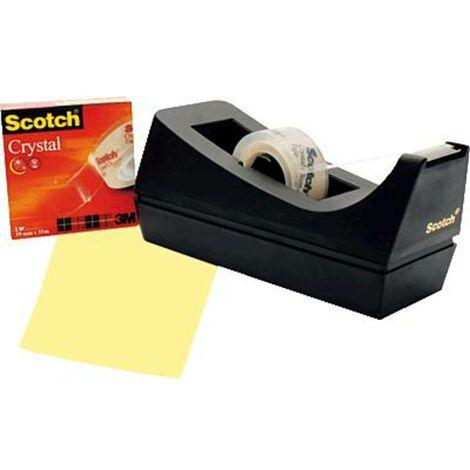 Dérouleur de table Scotch® 3M 83980 7000047969 (L x l) 10 m x 19 mm 1 set