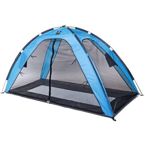 DERYAN Mosquito Bed Tent 150x70x100cm Blue