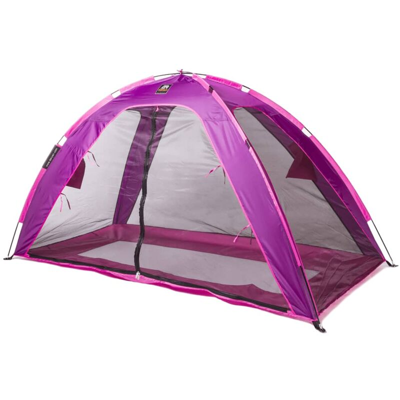 Image of Mosquito Bed Tent 150x70x100cm Purple - Purple - Deryan
