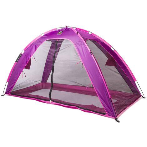 DERYAN Tente-lit avec moustiquaire 150x70x100 cm Violet