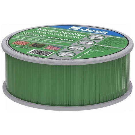DESA 81400002 - Banda butilica ancho 10 cm rollo 10 m