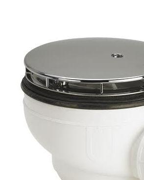 Desagüe Ø62 con tapa para platos de ducha Roca serie Easy o Italia - Roca