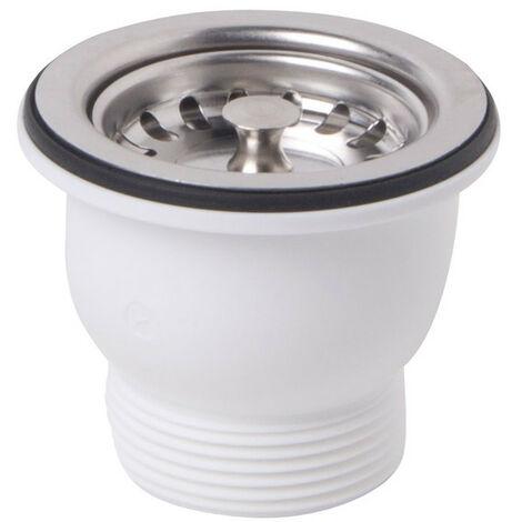 Desagüe para fregadero de la cocina OMP PP con un diámetro de agujero de 60 132.505.6