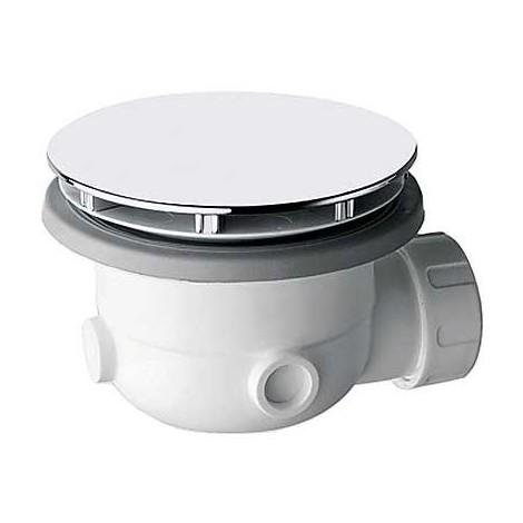 Desagüe sifónico inspeccionable para plato de ducha con sifón incorporado - 104840