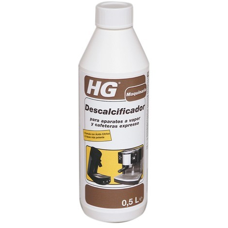Descalcificador Apar Vapor - HG - 323050109 - 0,5 L