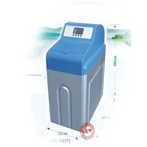 Descalcificador automático Compacto 12L By-pass incluido