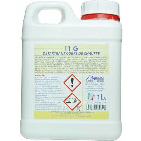 "main image of ""Descalcificador para elemento calefactor de 1 litro"""