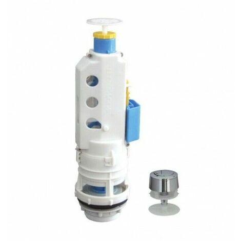 Descarga Cisterna Inodoro Doble Universal T-282S Hidrot