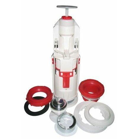 Descarga Cisterna Inodoro Univ Pulsador C/base S&m