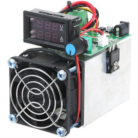 Descarga electronica de carga, probador de capacidad de bateria digital, 12V 100W(no se puede enviar a Baleares)