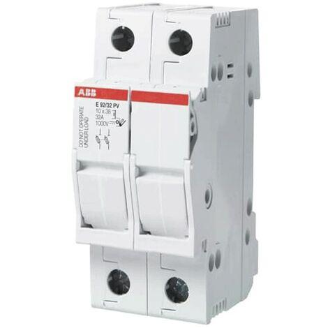 Desconecte el sistema modular de ABB Y 92/32 PV 32A 1000V M204703