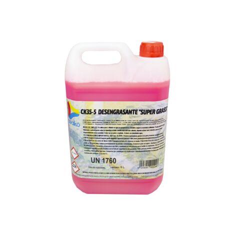 Desengrasante Industrial Alcalino 5 litros