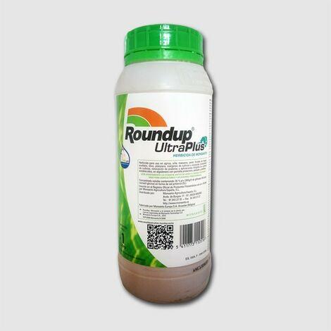"""main image of """"DESHERBANT Herbicide GLYPHOS ROUNDUP ULTRAPLUS 2.0 1L extra fort Jusqu'à 3000m2"""""""