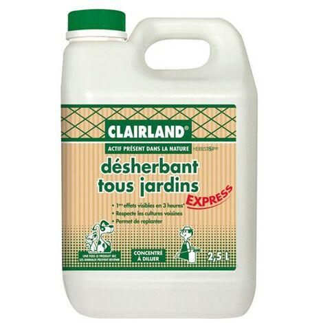 DESHERBANT JARDIN CONC.2.5L