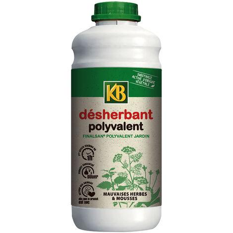 """main image of """"Désherbant Polyvalent KB - Le bidon de 750 ml - désherbants séléctifs"""""""