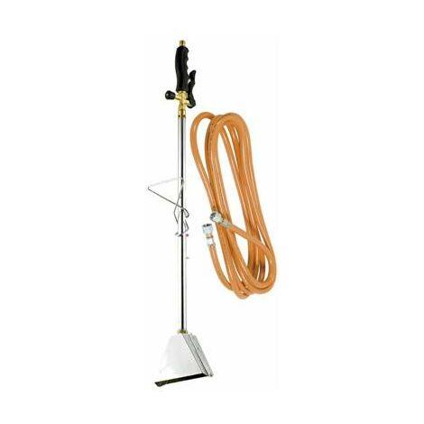 desherbeur thermique 1 BUSE PIEZZO avec tuyau 5 Mètres lance 600 mm