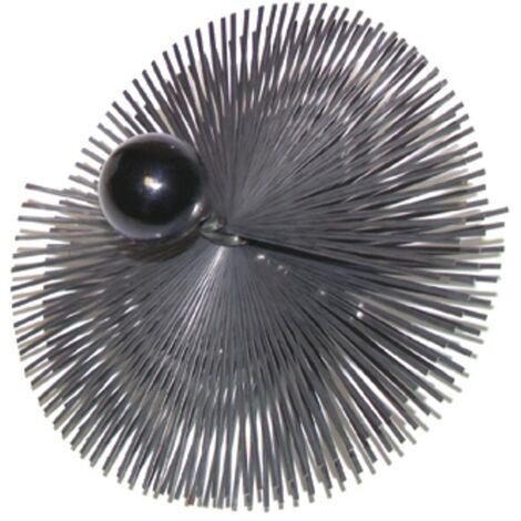 Deshollinador Acero templado con bola Ø 200