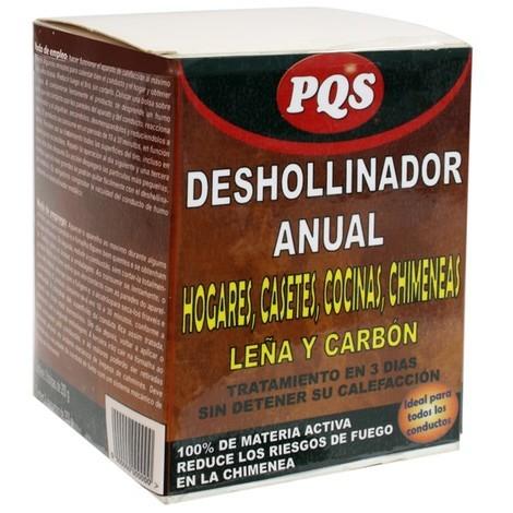 Deshollinador Anual Madera/car - PQS - 1301228 - 3X250 G..