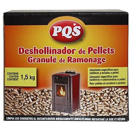 Deshollinador Estufa Caldera Pellet 1,5Kg Pqs 117587