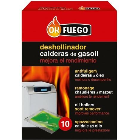 Deshollnador Estufas Gasoil - PQS - 150229..