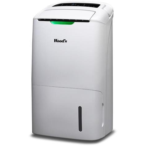 Deshumidificador HIBRIDO Purificador de aire con filtro Hepa